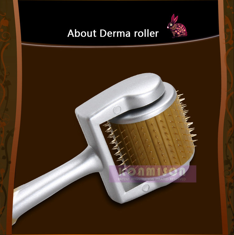 Zgts Anium Golden Needle Derma Roller Face Review
