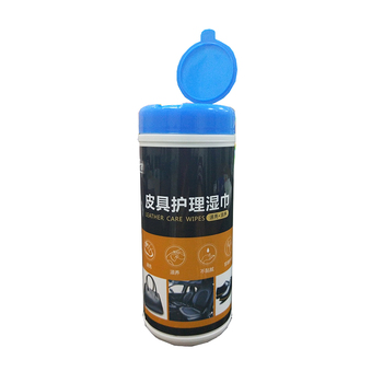 Soft High Quality Personal Care Products Korea Wet Tissue Shoe Surface Cleaning Shine Wipe
