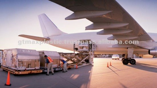 Air Cargo plastic packaging Sheets