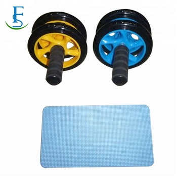 Sports Equipments Ab Roller Body Strength Abdominal Exercise Wheel