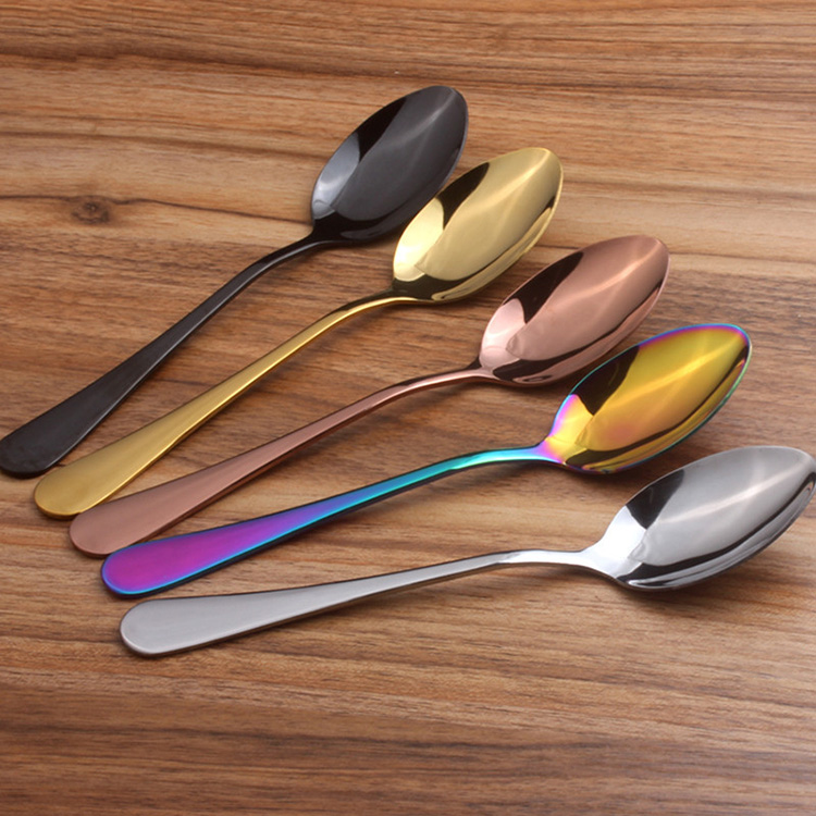 Amazon Hot Sale New Product Western Style Stainless Steel Knife Fork Spoon Tableware Craft gift Set Restaurant Cutlery Express