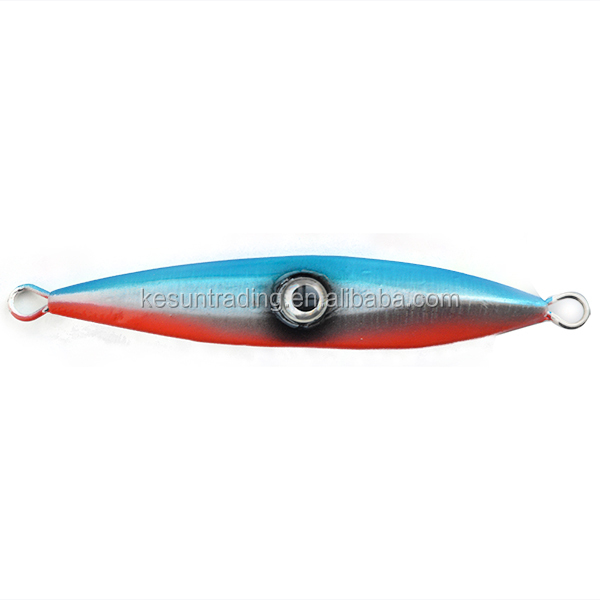 new design metal board lure spinner bass marlin fishing lure jiggging squid lure 40g-200g series