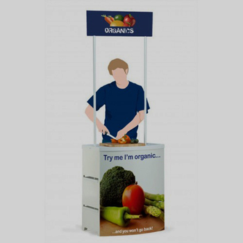 Small Exhibition Stand Up : Pop up counter stand exhibition stand acrylic display stand buy