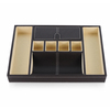 Exquisite Leather Jewelry Display Valet Tray