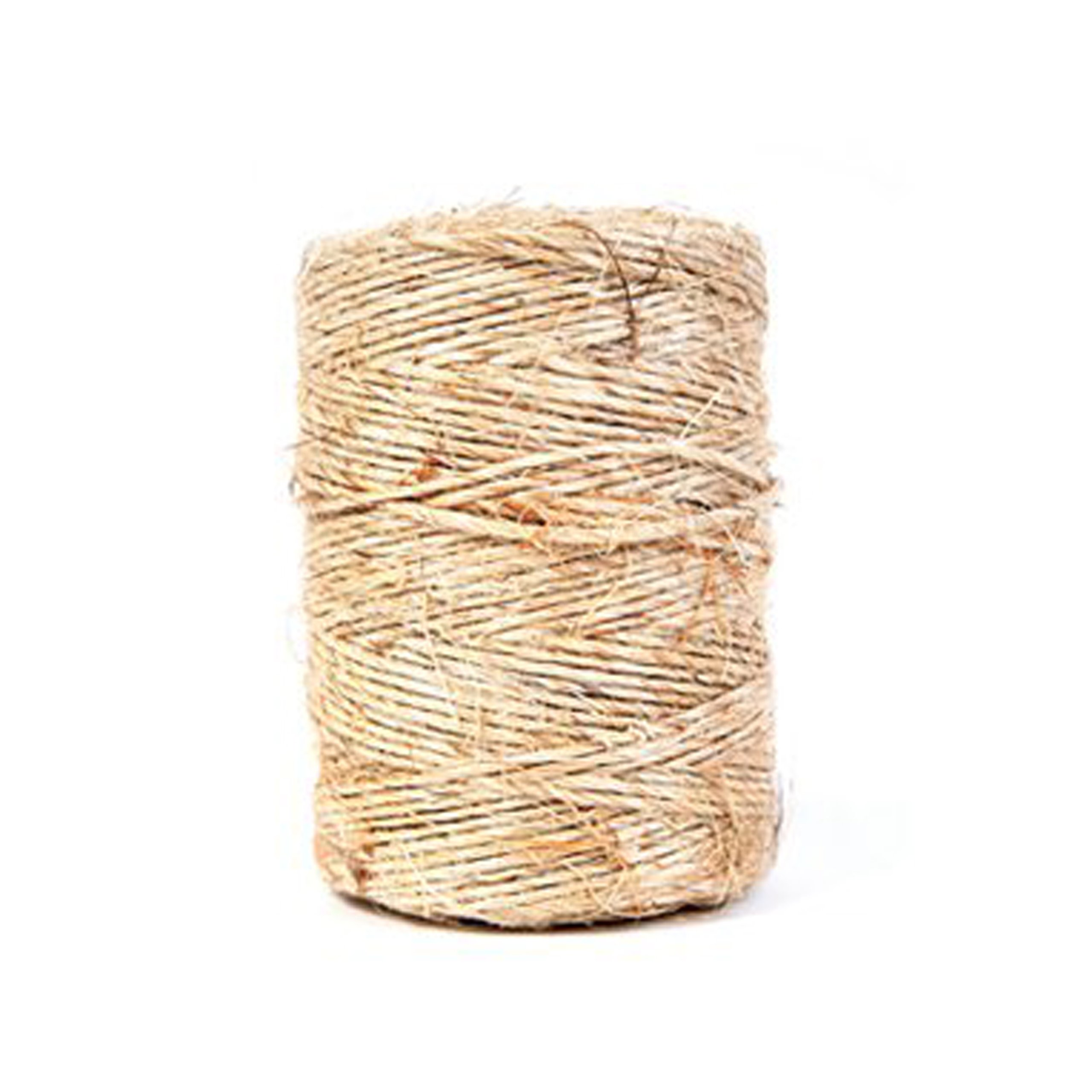 Koch 5460109 2250-Feet Sisal Twisted 1 Ply Twine, Natural