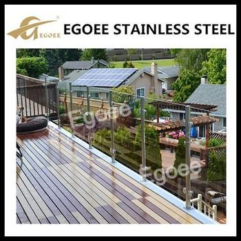 Smalto Dello Specchio Ringhiera Del Balcone Prezzi In Alluminio/acciaio  Inox Balaustra Per Balcone