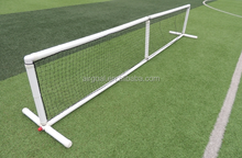Soccer Tennis Net portable inflatable kids football tennis net