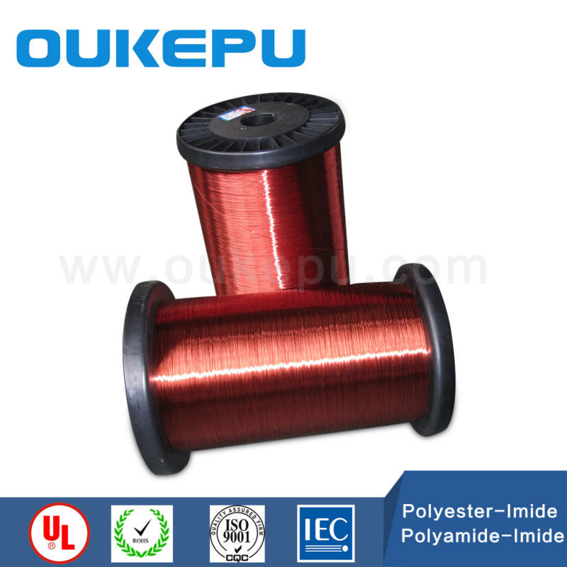 new design r enameled square copper winding wire for Thailand transformer