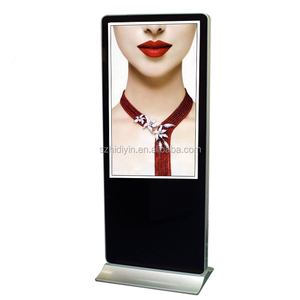 47 inch floor stand digital signage indoor led advertising screen media player cheap advertising screens