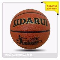 2017 wholesale 8 panels offical size PU basketball