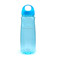 Most Popular Private Label Water Bottle With Handle Ring On Cap,Tritan Material,700ML