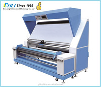 Multi-functional electronic auto edge knitted fabric inspection machine, woolen cloth inspecting measuring machine
