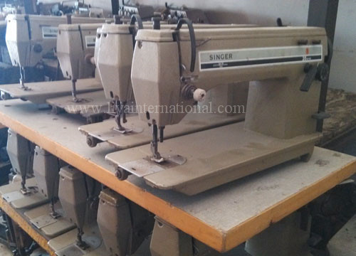 Singer 20u Used Second Hand 2nd Old 20u43 Zigzag Sewing Machine ...