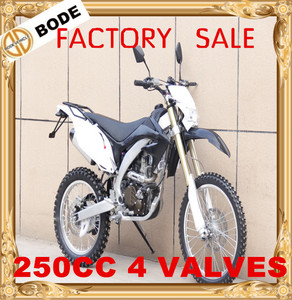 250CC Dirt Bike Motorcycle 24HP Motor Bike
