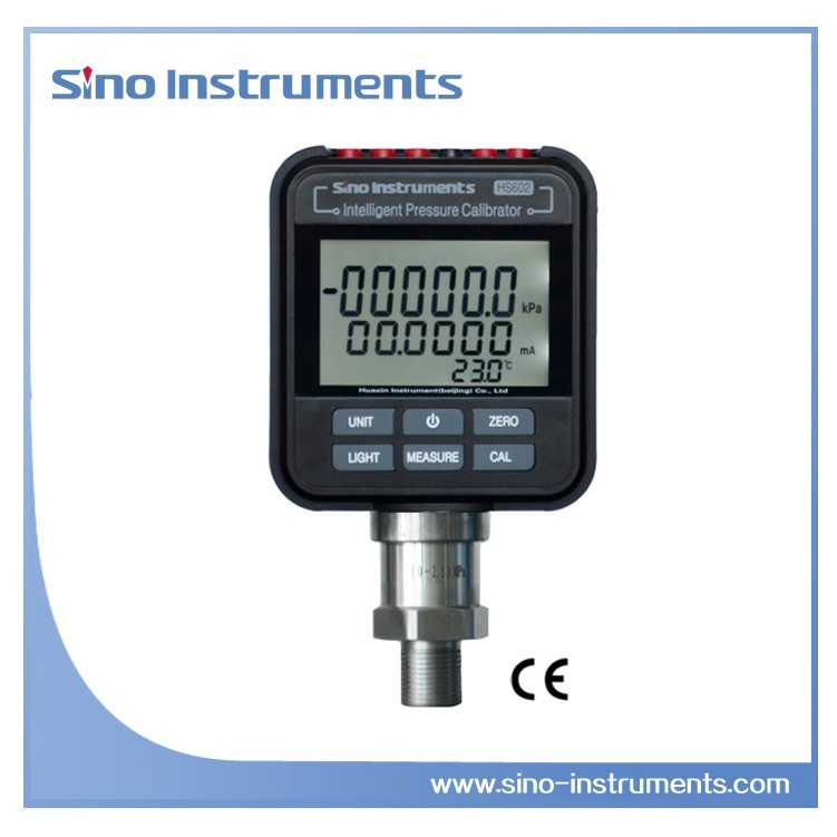 Hot sell digital pressure comparator with best quality HS602