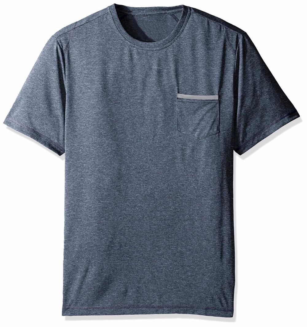 Wholesale t shirt 100 cotton export quality plain chest for Bulk pocket t shirts