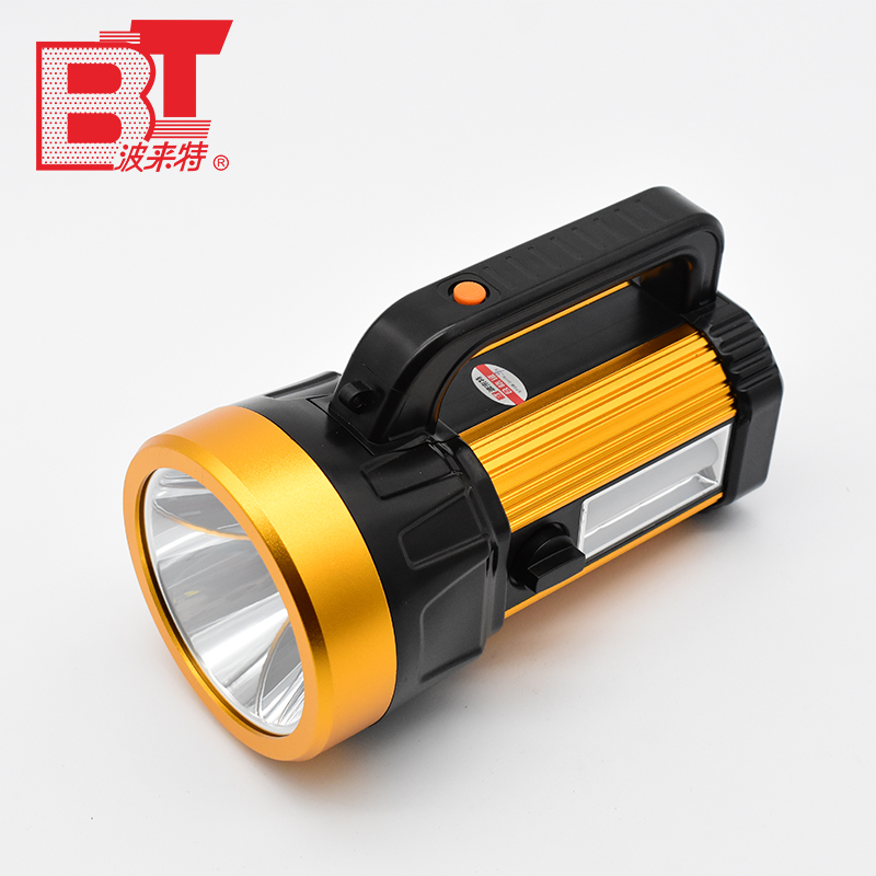 Bolaite Outdoor Portable Hand Held LED Rechargeable Hunting Search Light