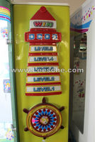 Lsjq-395 High Quality Toy Claw Crane Game Machine Small Toy Crane ...