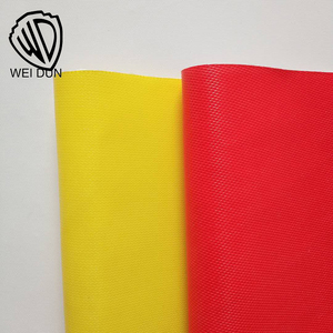 Silicon coated fiberglass heat thermal fire barrier fabrics material