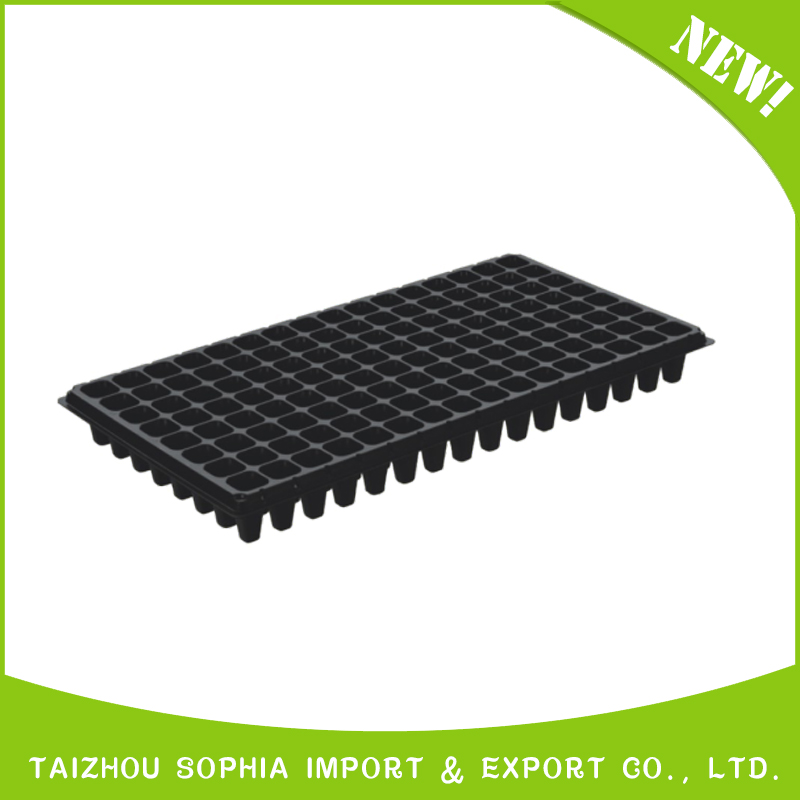 Good quality sell well plastic seedling tray for trees