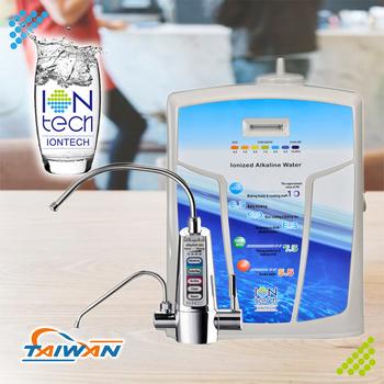 It 730 Iontech Undersink Alkaline Drinking Water Ionizer With Water Tap Buy Ionizer With Water Tap Undersink Drinking Ionizer Undersink Alkaline