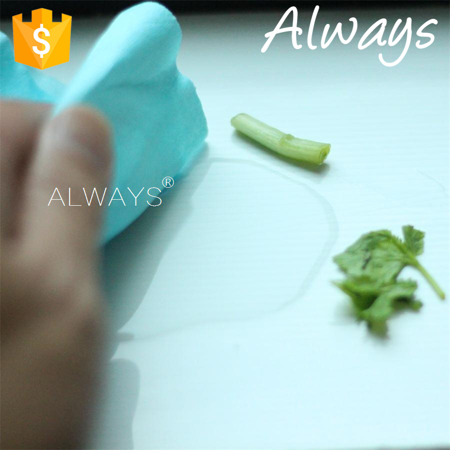 Disposable Spunlace Nonwoven Household Wipes A7