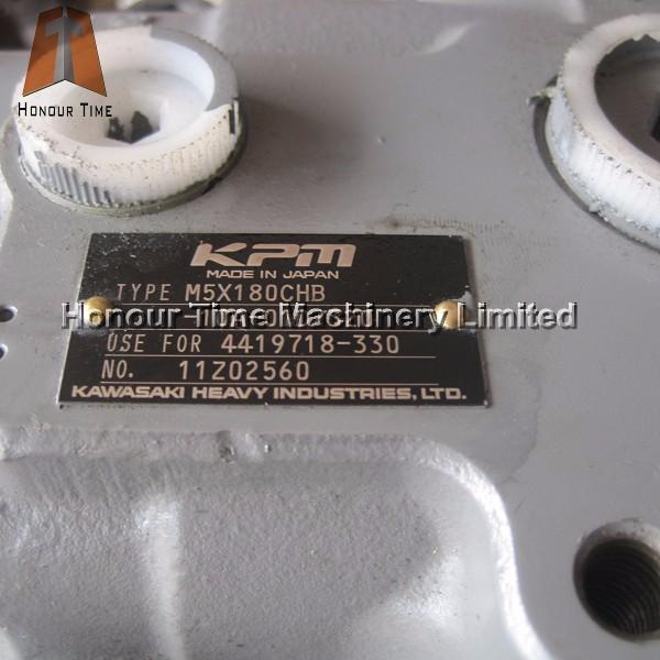 M5X180CHB-10A-01D-320 swing motor assy (3).JPG