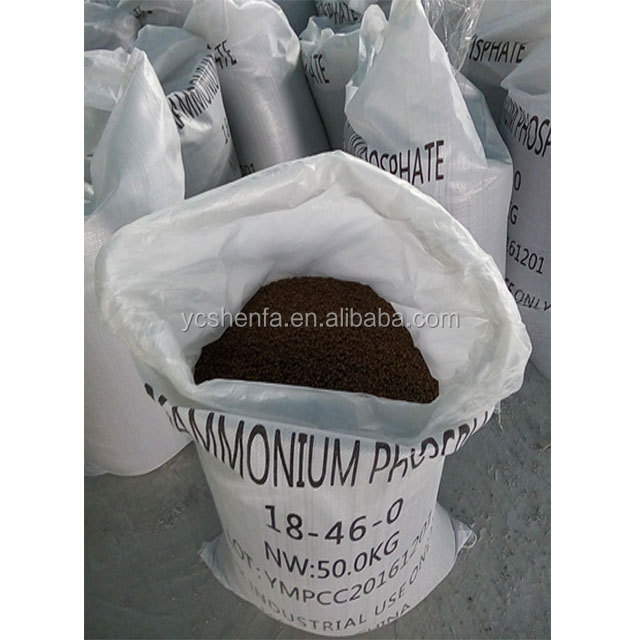 dap fertilizer 18-46-0 DAP(Diammonium Phosphate)