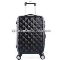 Wholesale lots of cheap ABS Travel Trolley Luggage Case