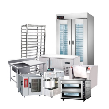 Western Stainless Steel Heavy Professional Commercial Hotel School Hospital Restaurant Kitchen Equipment Supplier For Sale