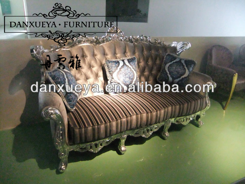 2014 Danxueya Furniture Factory sales fabric sofa 831C#