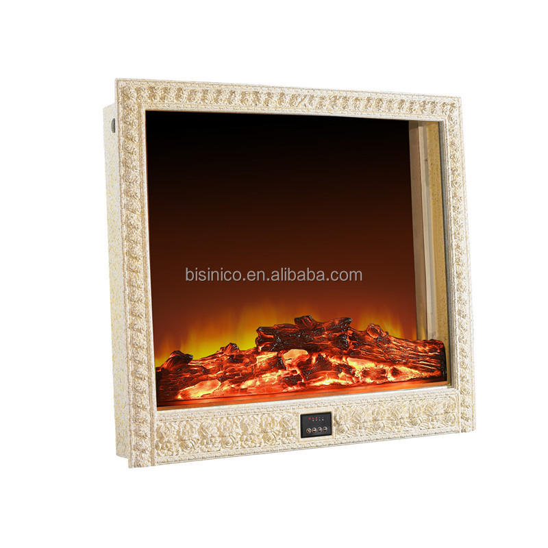 decor light buy decor flame electric fireplace heater france wall