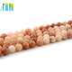 L-0566 TOP Grade AAA Multicolored Rose Aventurine Natural Gemstone Loose Beads