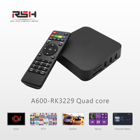 2017 Hot Selling Model 4K Android Iptv Box 1G/8G RK3229 Quad core Android 6.0 Smart Arabic IPTV Box