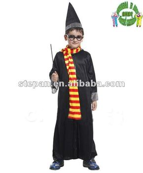 harry potter deluxe gryffindor robe child costume tz 68011