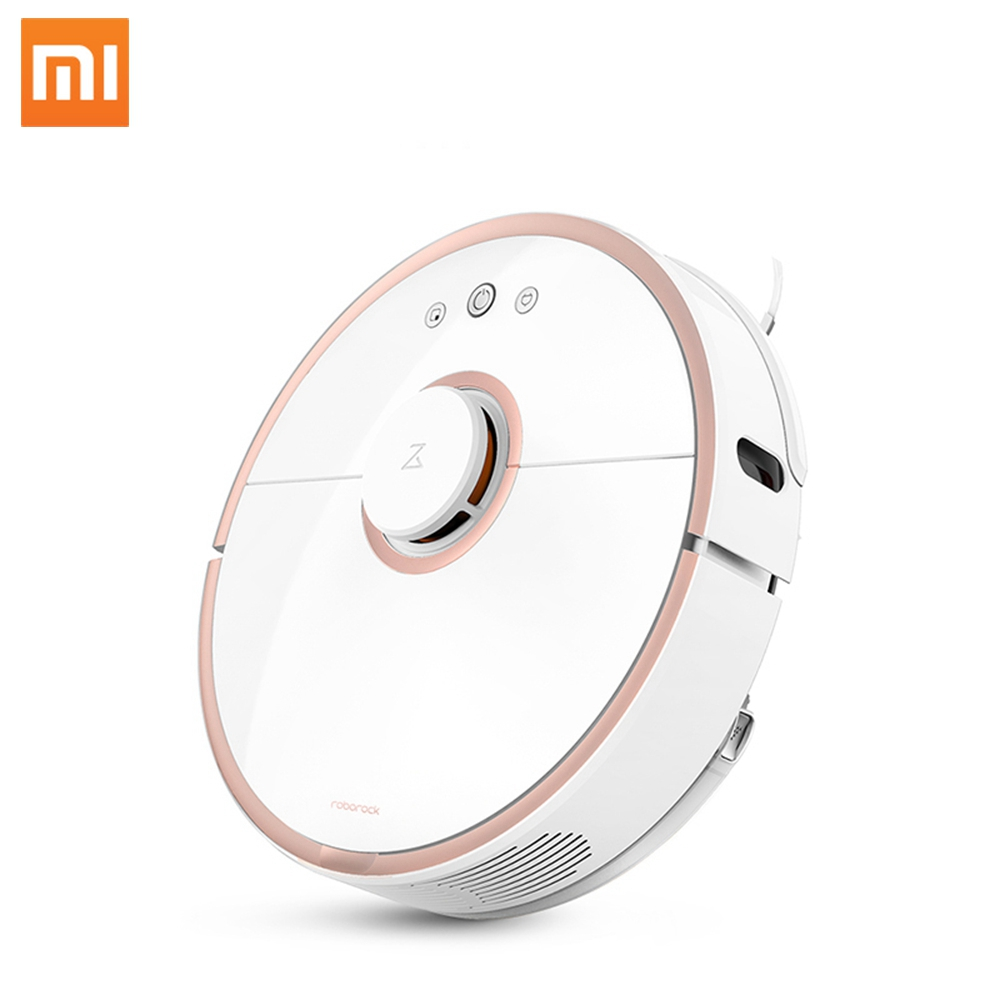 2019 Roborock S50 S51 Xiaomi Mi Robot Vacuum Cleaner 2 For Home Automatic  Sweeping Dust Sterilize Smart Planned Washing Mopping - Buy Xiaomi Vacuum
