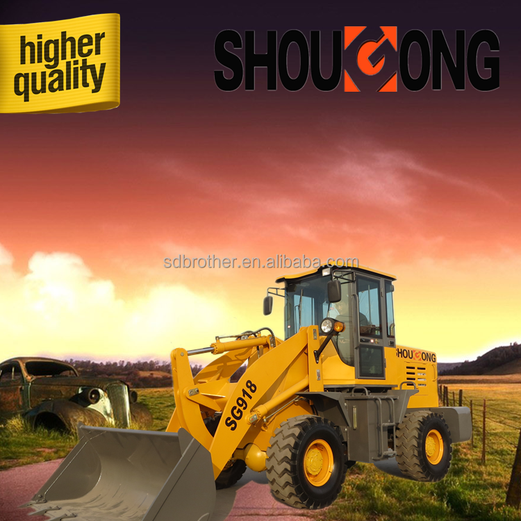 Hot sale new design construction equipment ZL18