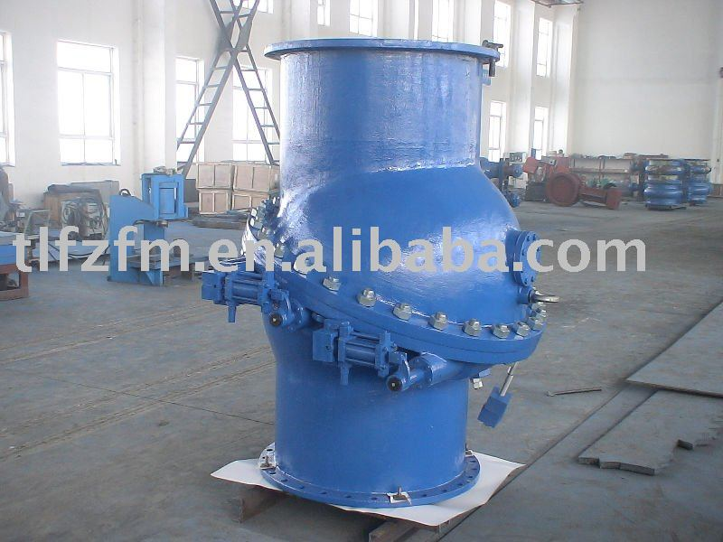H45T Multi-disc slow closing check valve/Casting/automatic/From China