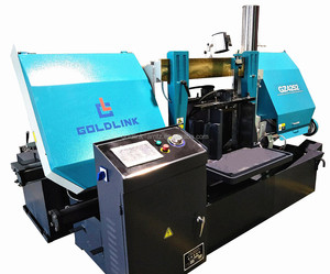 GZ4252 CNC Full Automatic metal band saw machine