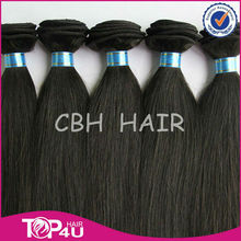 Wholesale 6A 100% virgin cuticle peruvian hair weaving