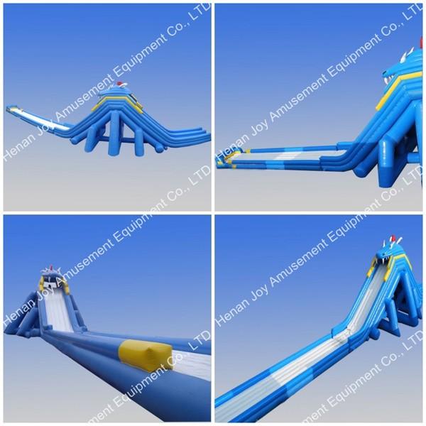 Inflatable Everest Slide: Everest Inflatable Eden Park Slide