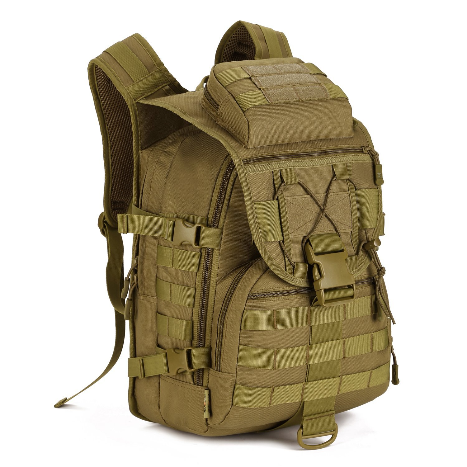 40L Outdoor Tactical Backpack Waterproof Coating Nylon 900D Swordfish X7 Hicking Rucksack bag Military quality