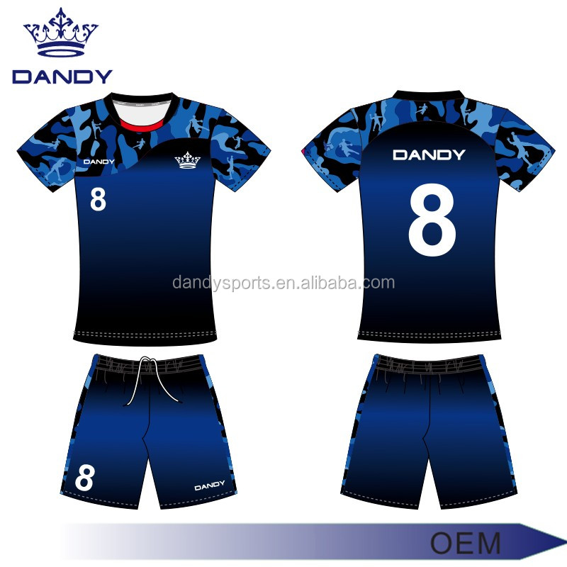 f3e853145 OEM custom sublimation new design soccer jerseys football jersey pattern