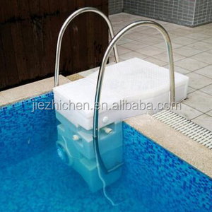 Hot sale portable all in one integrative filtration system wall-hung pipeless pool filter pump