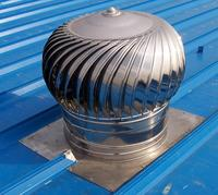 Wind Powered Factory Roof Warehouse Turbine Roof Air Vent Turbine Ventilator