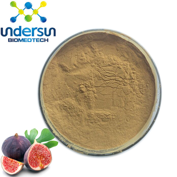 Factory Supply Top Quality Fig Extract