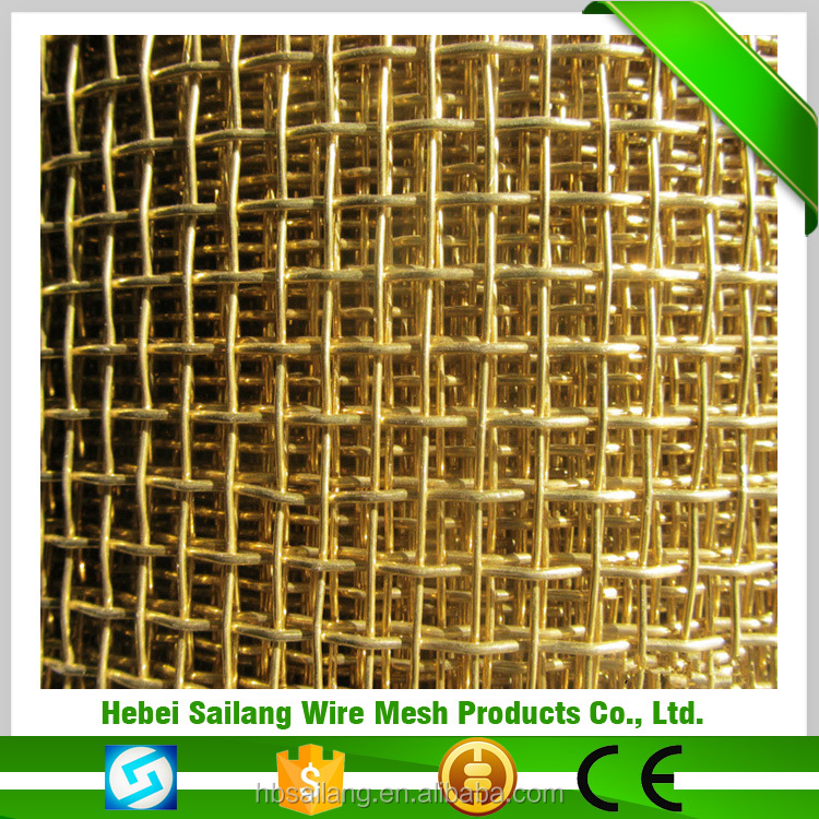 Perforated Copper Mesh metal netting 99.9% pure copper mesh