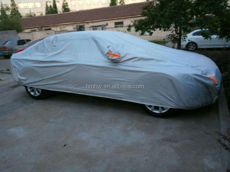 Universal Waterproof car Cover Outdoor Rain Weather Resistant car Cover