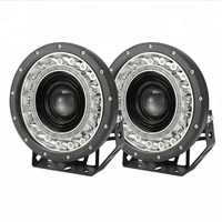 Wholesale Large lens IP68 12V 9 Inch Round Offroad Led Driving Lights In Australia For Sale
