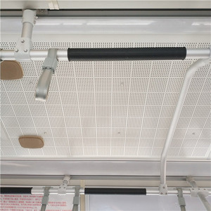 aluminum perforated ceiling panel/acoustic perforated ceiling tiles